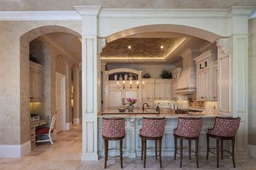 Merveilleux Private Residence   Grey Oaks   Traditional   Kitchen   Other Metro   Ruffino  Cabinetry