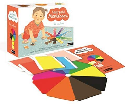Amazon Fr Tout Petit Montessori Les Couleurs Des 15