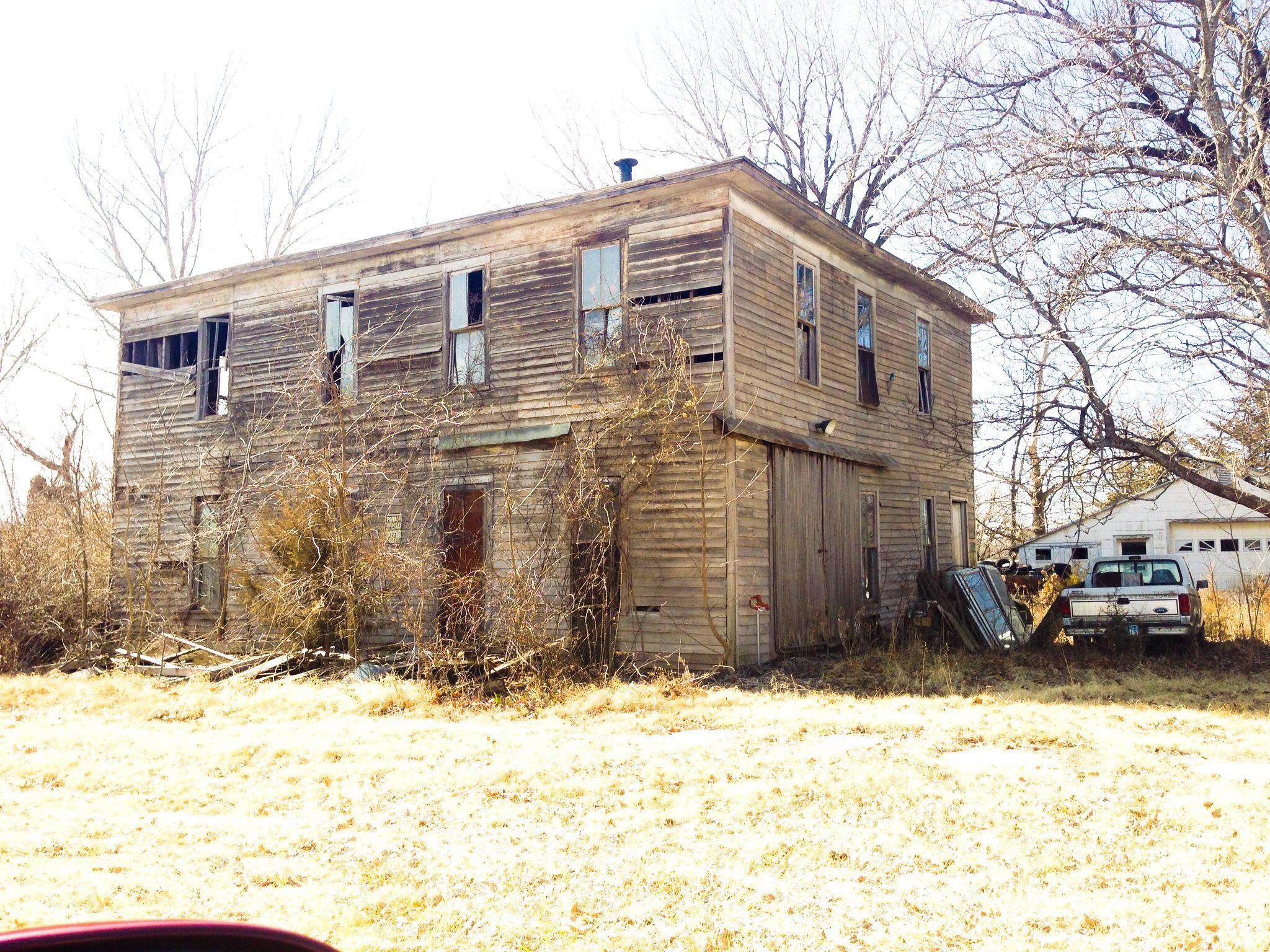 Kansas stanton county manter - Neal Ks A Ghost Town
