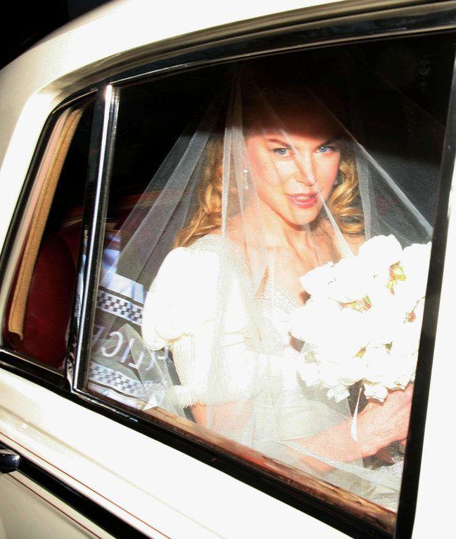 Nicole Kidman | abiti da sposa da sogno | Pinterest