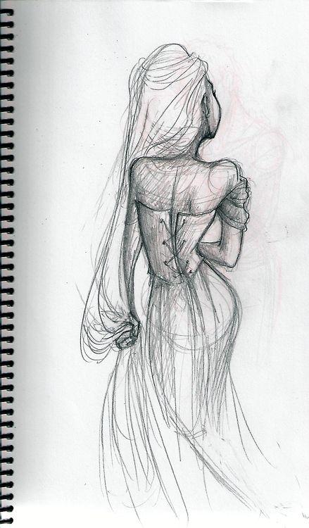 Sketch Of Rapunzel Tumblr Cassied Downrightdarlingdisney