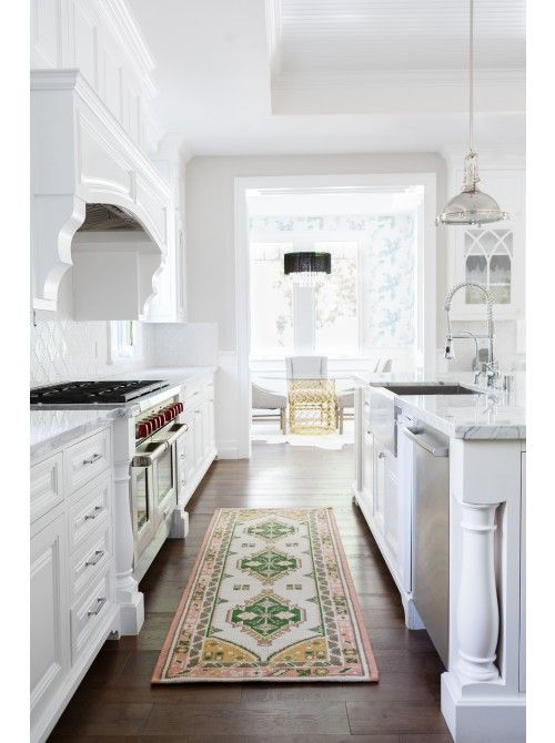 Www Pencilshavingsstudio Com A Roundup Of Colorful Turkish Kilim Oushak And Oriental Rugs At Kitchen Design Interior Design Kitchen Kitchen Remodel Small