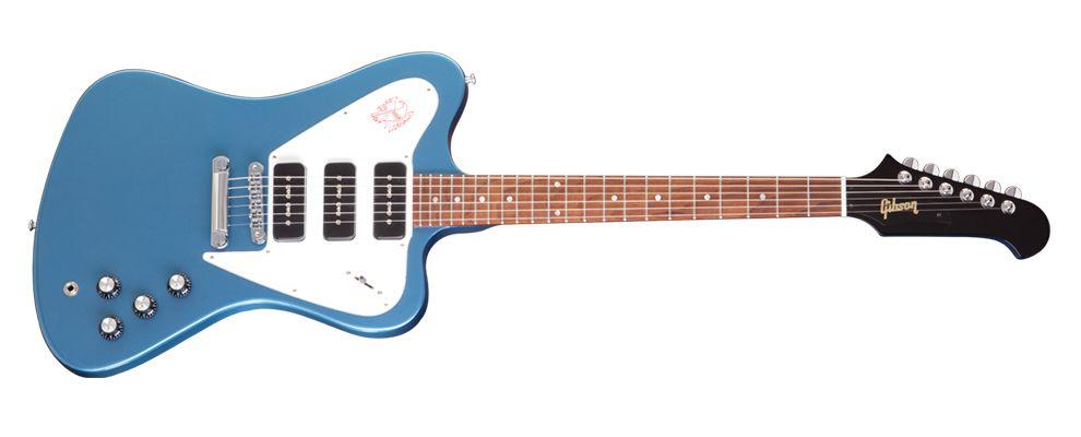 gibson 2011 firebird studio non reverse pelham blue music gear guitar pedals guitar. Black Bedroom Furniture Sets. Home Design Ideas