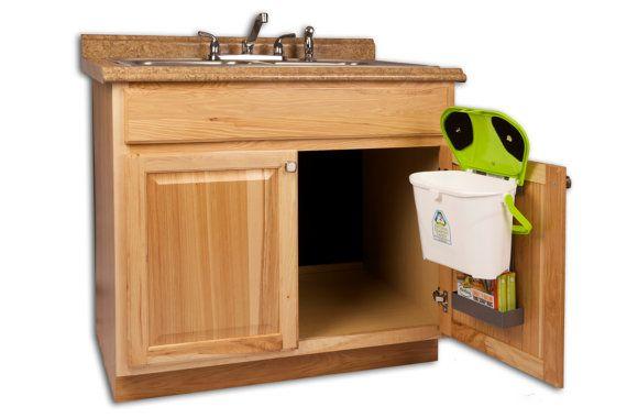 Superieur Kitchen Compost Caddy Under Sink Compost By KitchenCompostCaddy