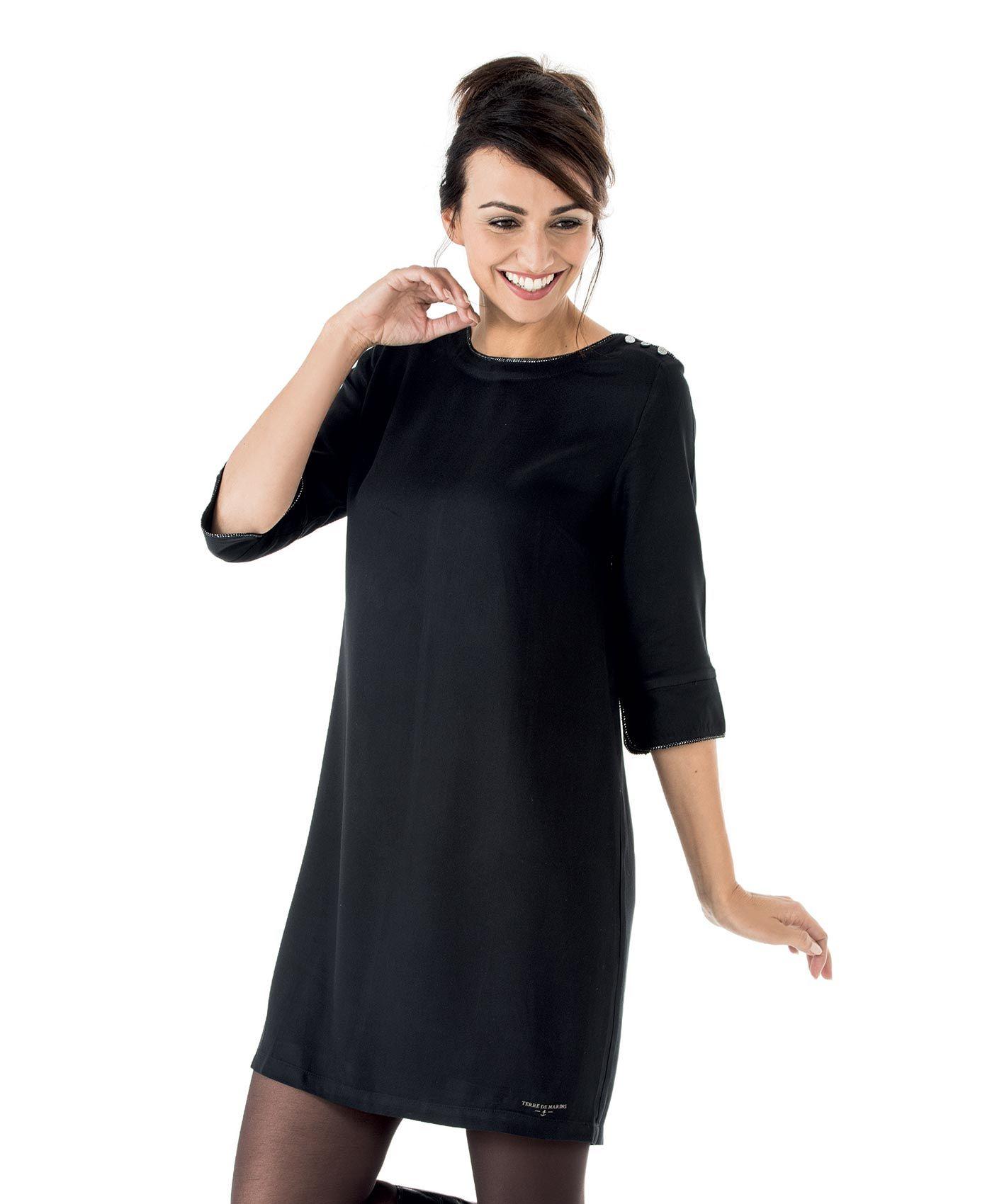 33++ Coiffure robe noire des idees