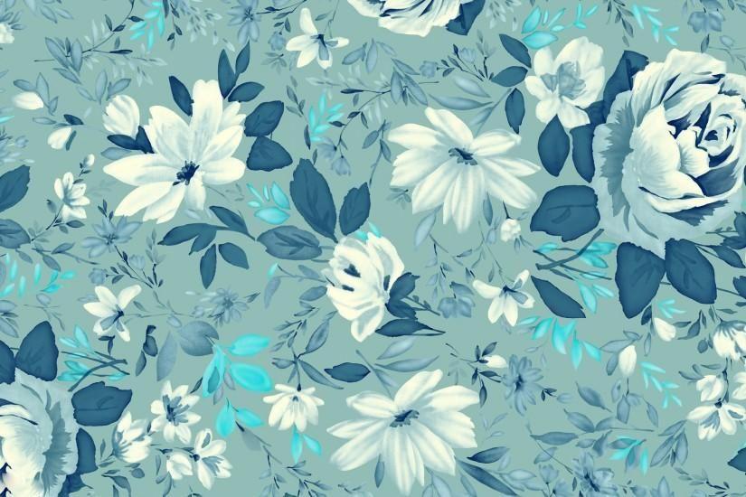 Vintage Wallpaper Floral Blue Vintage Flowers Wallpaper Floral Pattern Wallpaper Floral Wallpaper Iphone