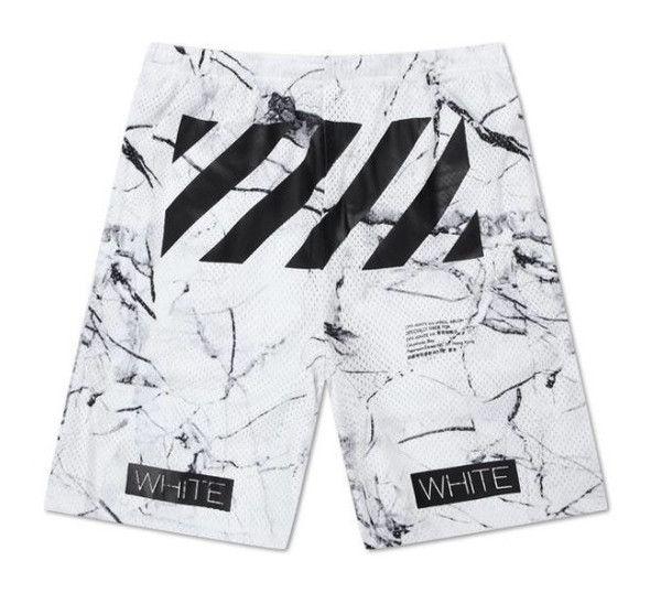 New Top Model Men/'s Valentino Short/'s Summer 2019  Black/&White