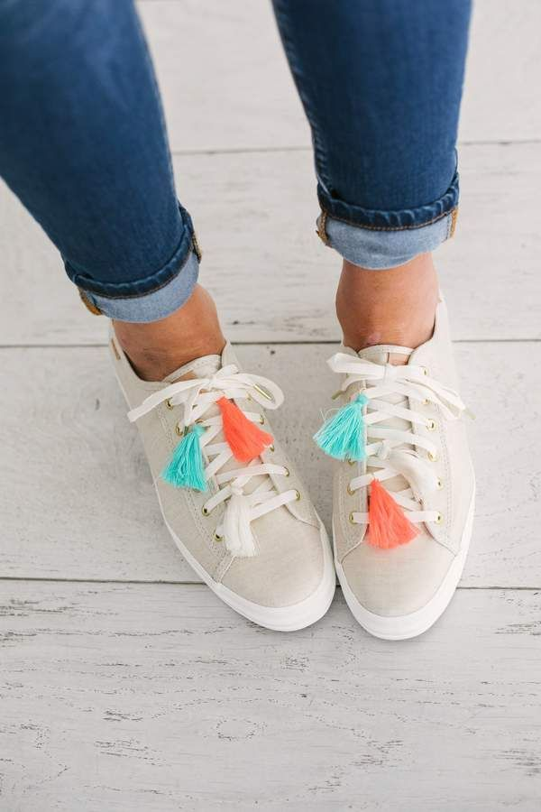 440706d3e7b Triple Kick Tassel Sneakers  ad