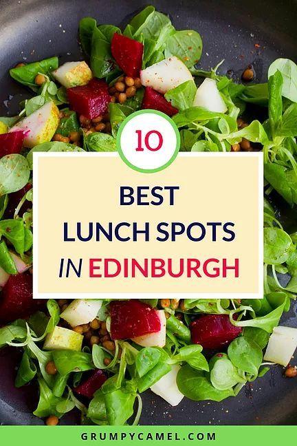 Photo of 10 best restaurants in Edinburgh (according to travel bloggers)