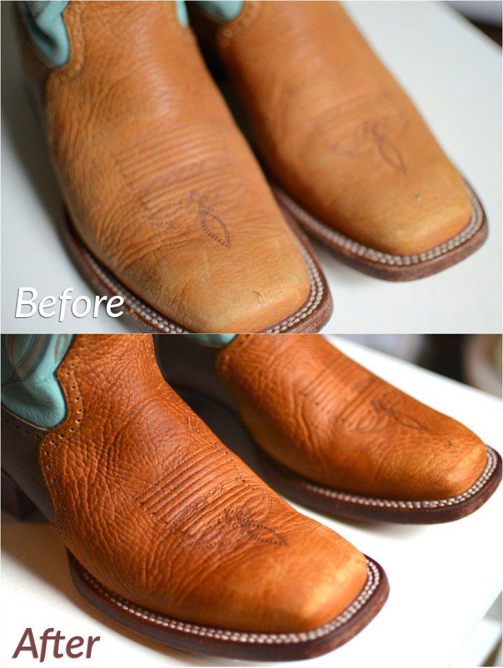 Leather Boots \u0026 Shoe Care | Leather
