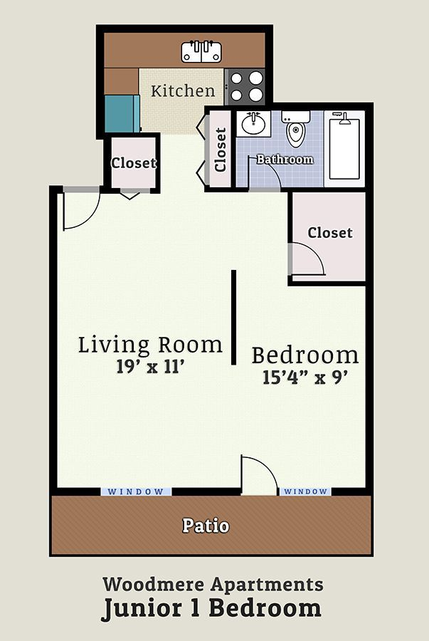 Floorplans | Apartments for Rent in Philadelphia's Roxborough-Manayunk Neighborhood
