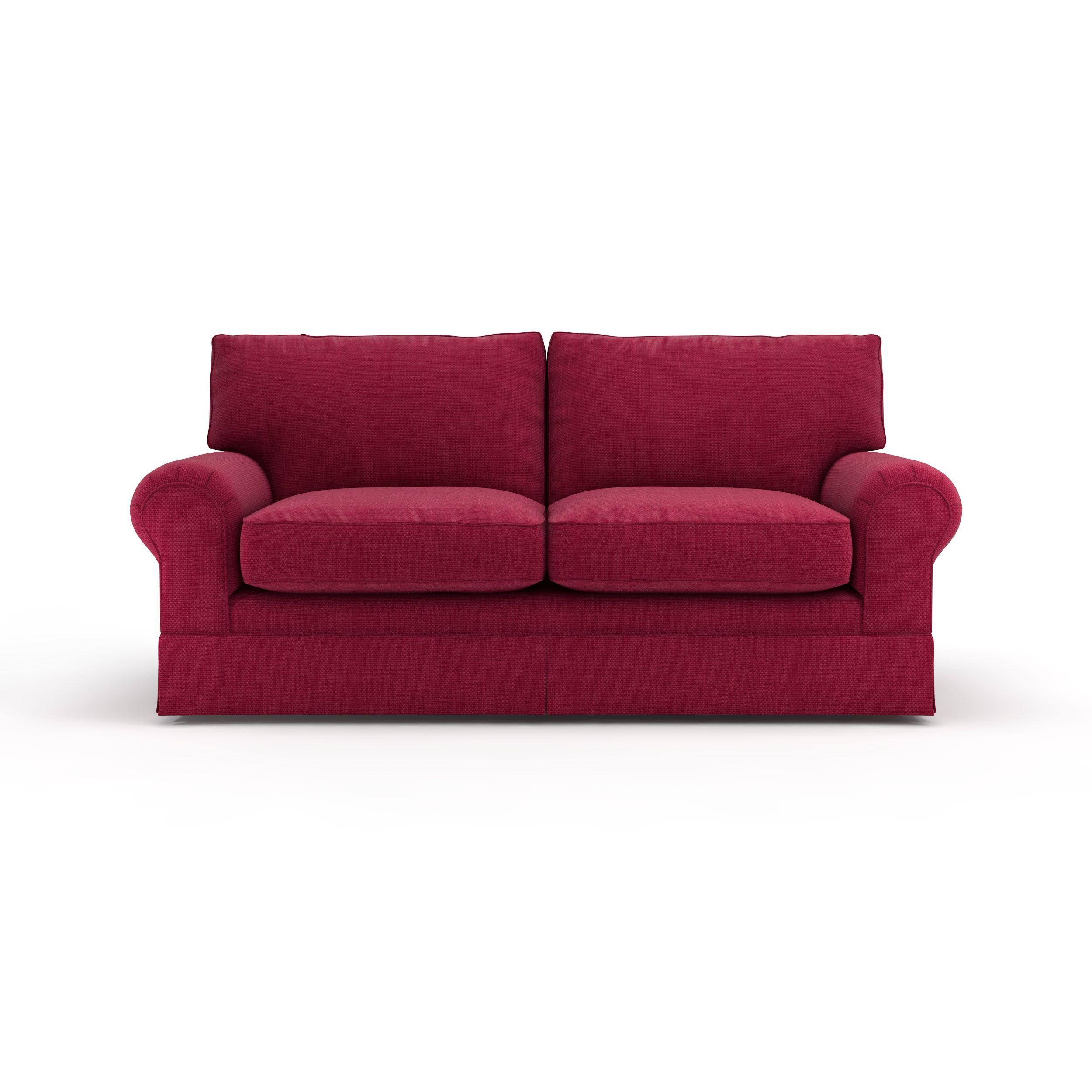 Kendal Fabric Large 2 Seater Sofa Seater Sofa 2 Seater Sofa