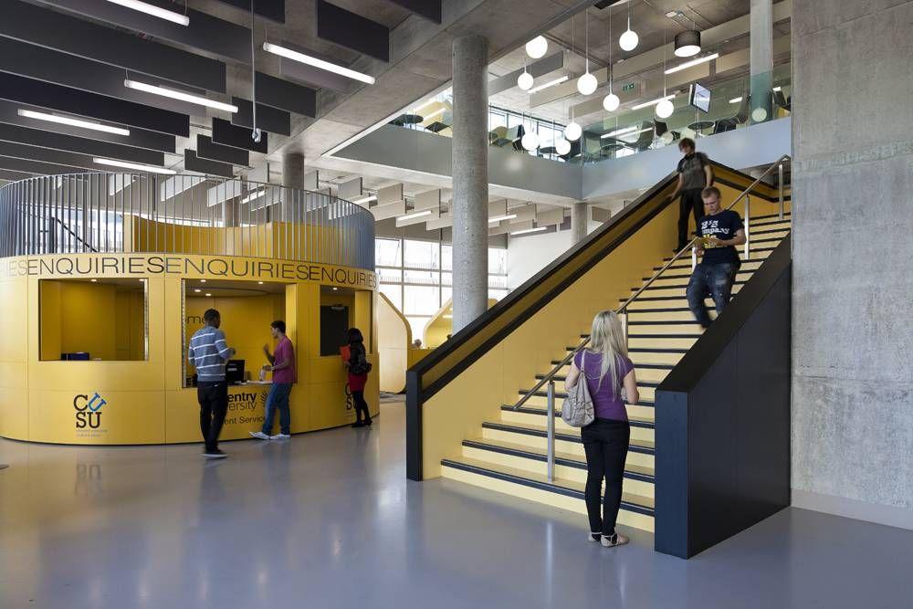 Coventry University Hub By HawkinsBrown In United Kingdom