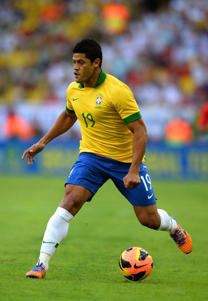 Hulk Photos Photos Brazil V England International Friendly