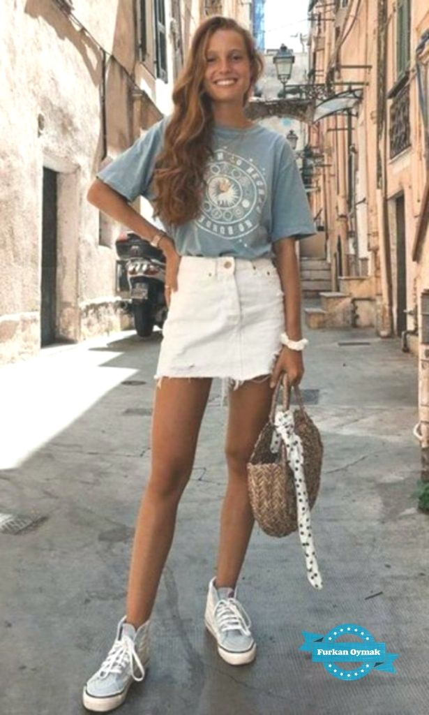 45 Fascinating Summer Outfits You Must Buy / 035 #Summer #Outfits