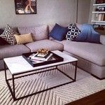 Box Frame Coffee Table Marble West Elm