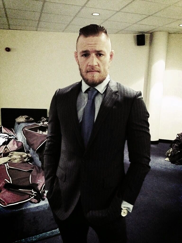 Breakout Fighter Of The Year 2013 Conor Mcgregor Conor Mcgregor Mcgregor Conor Mcgregor Style