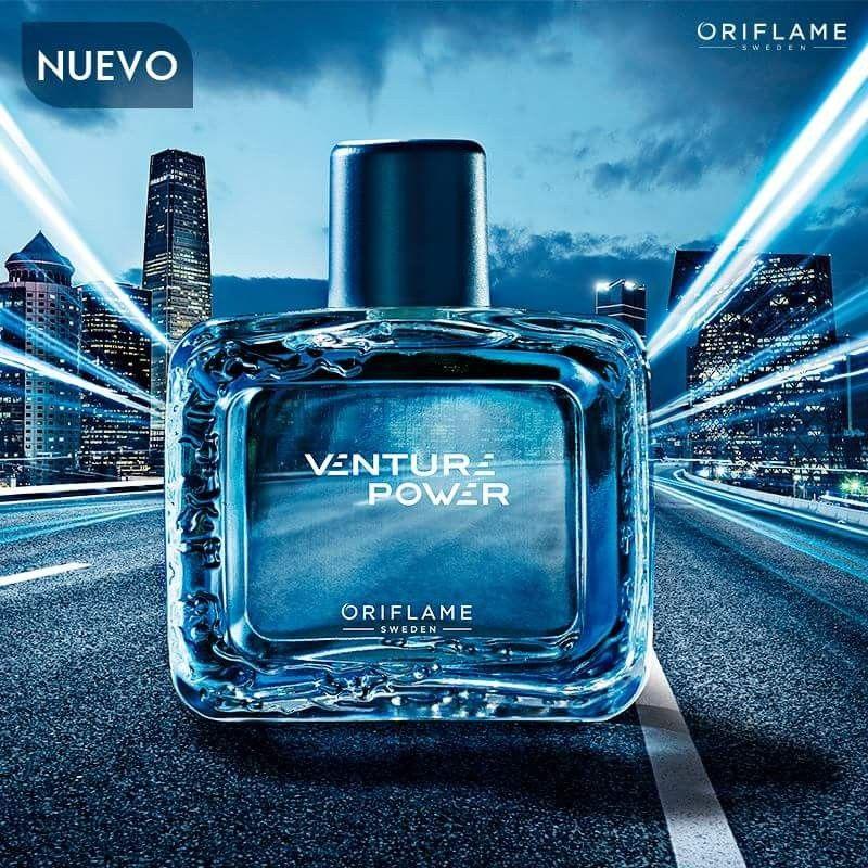 825ec215abdf Nuevo Venture Power by Oriflame Cosmetics ❤MB Oportunidades De Negocio