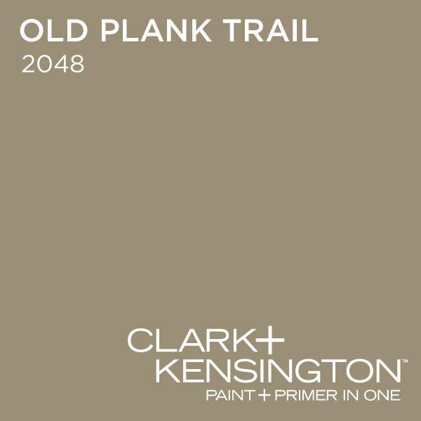 Old Plank Trail 2048 By Clark Kensington Paint Color