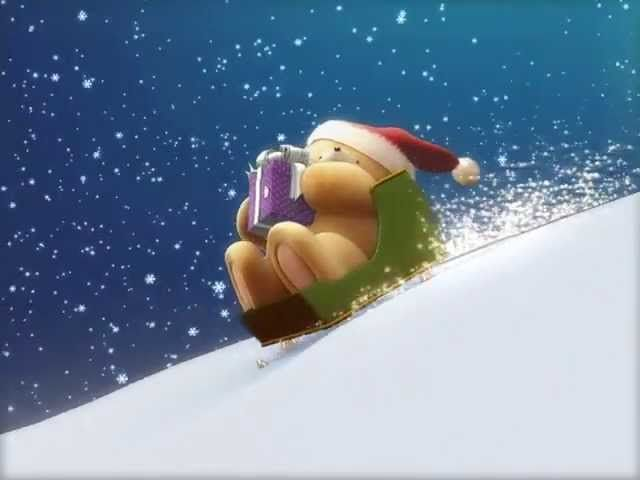 Download Video Forever Friends Christmas Sledging Feliz Navidad Mensajes Felicitaciones Navidad Osos De Navidad