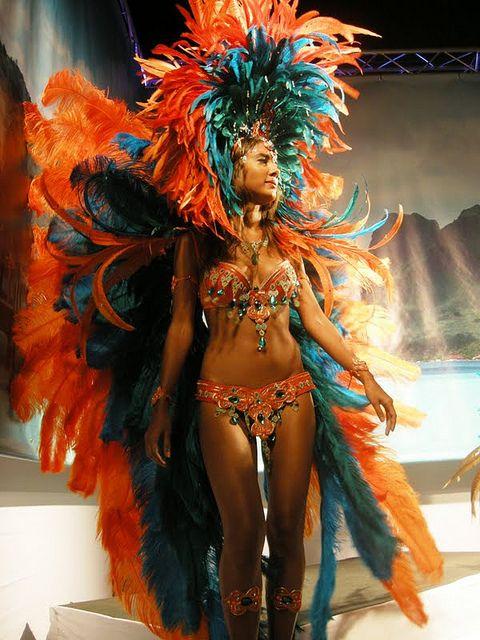 Thailand4-Bliss Carnival Trinidad Carnival 2012 Costume