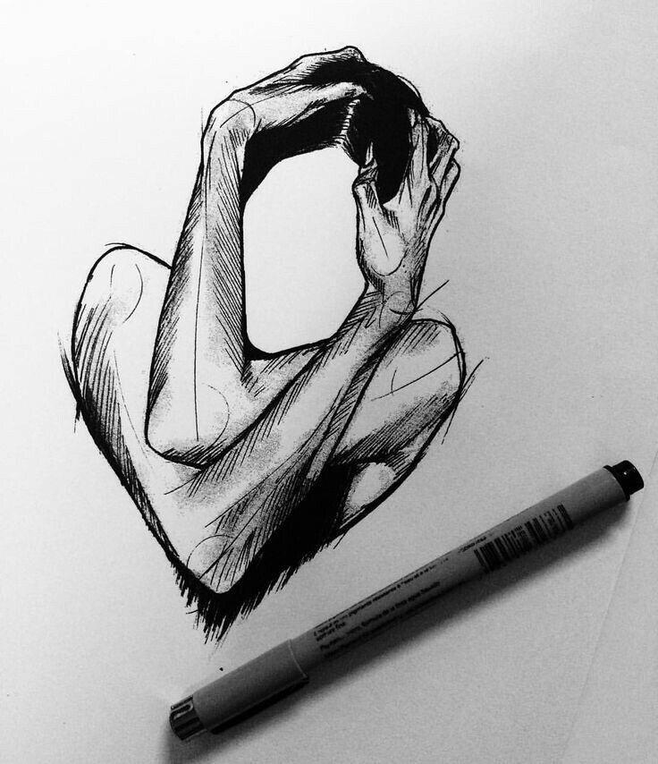 Pinterest Kblyigit Dark Art Drawings Art Sketches Tattoo Art Drawings