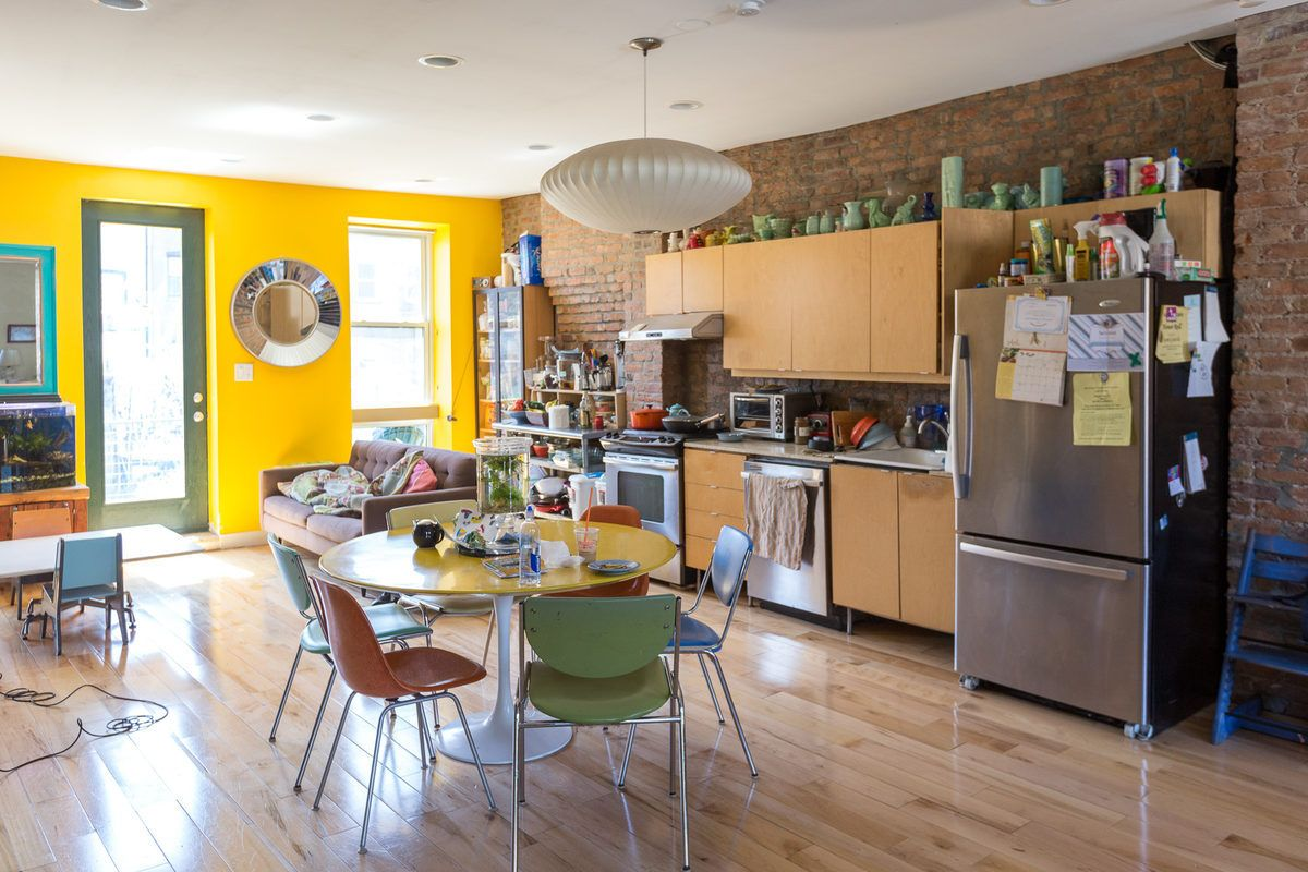 Kitchen Appliances Brooklyn Outdoor Lowes A Treehouse And Lush Gardens Grow In Brownstone