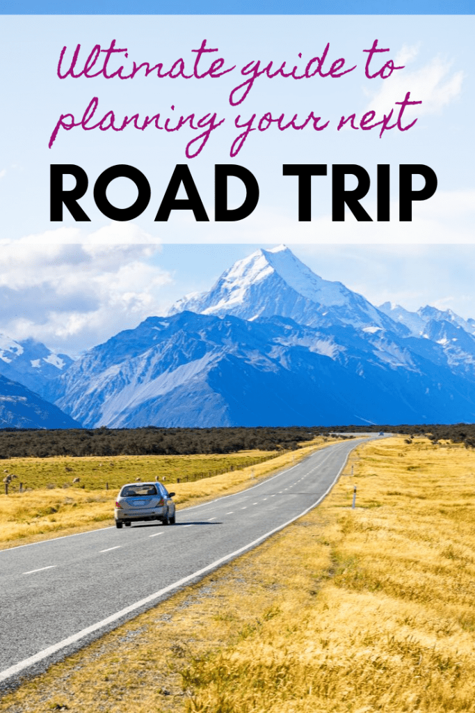 How To Plan A Road Trip Cheaply And Safely Living Simply Fabulous Road Trip Planning Road Trip Fun Trip Planning
