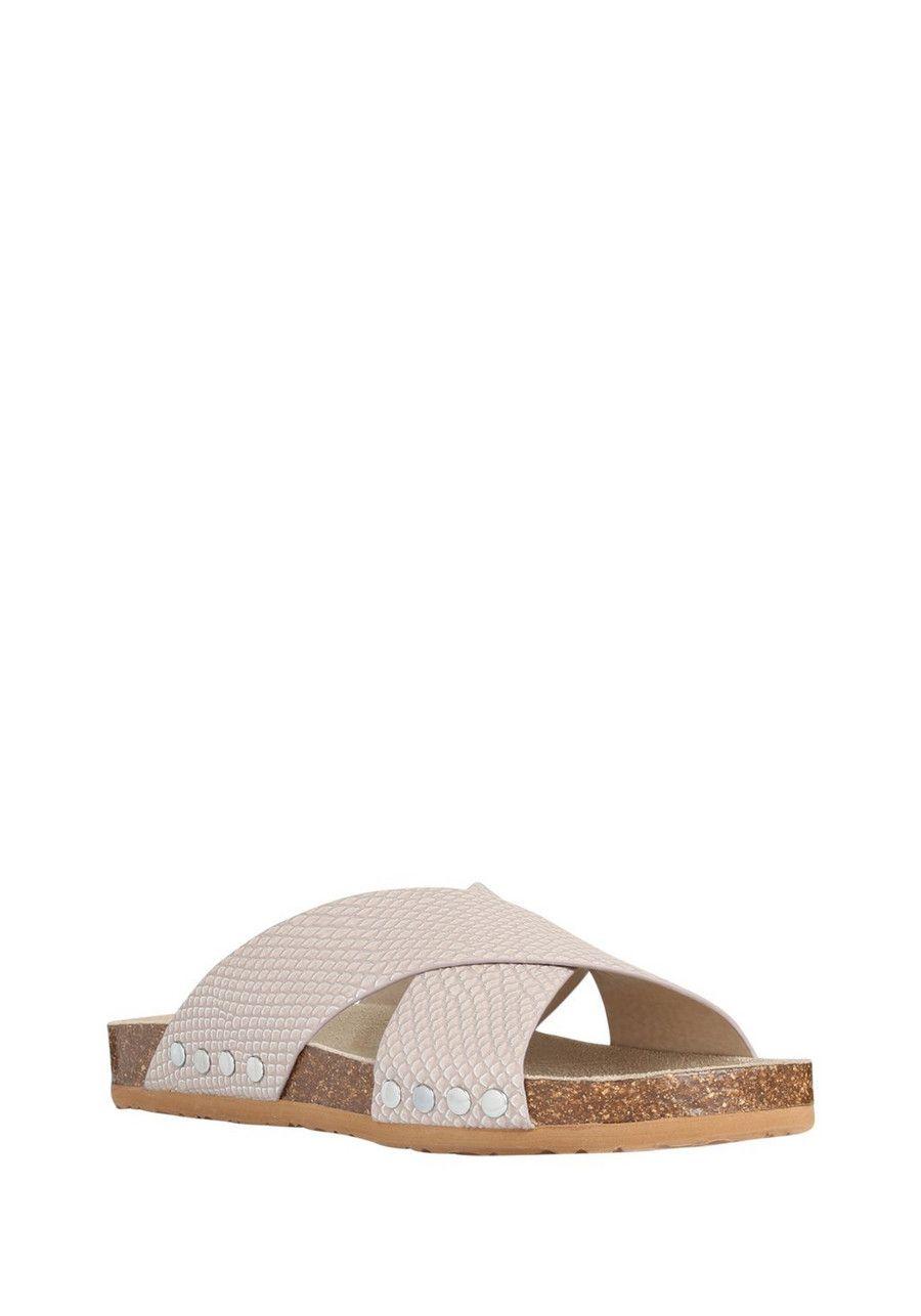 Strap Footbed Sandals | Footbed sandals