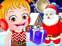 Play Baby Hazel Christmas Dream on Top Baby Games.  Play Baby Hazel Games, Baby Games,Baby Games For Kids,Cartoon Games,Fun Games,Kids Games,Baby Hazel Games,Christmas Games and many other free girl games