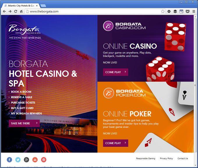 Borgata Online Gambling Website Online Gambling Casino Gambling