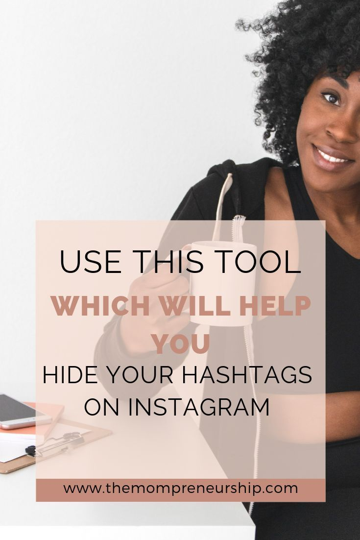 How to hide hashtags on instagram the new way the