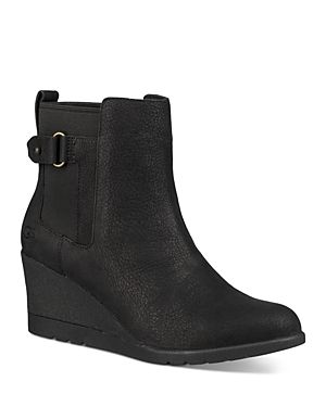 cdb7e0cce44 UGG INDRA WEDGE BOOTIES. #ugg #cloth # | Ugg | Boots, Ugg boots ...