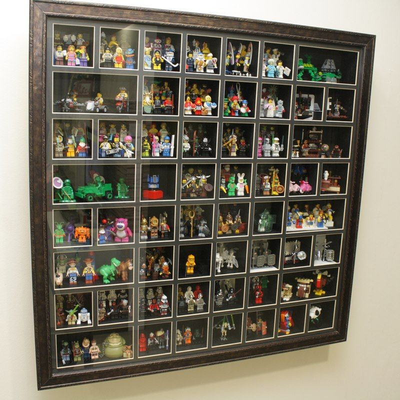 Image detail for -new cabinet if lego continues with minifig series ...