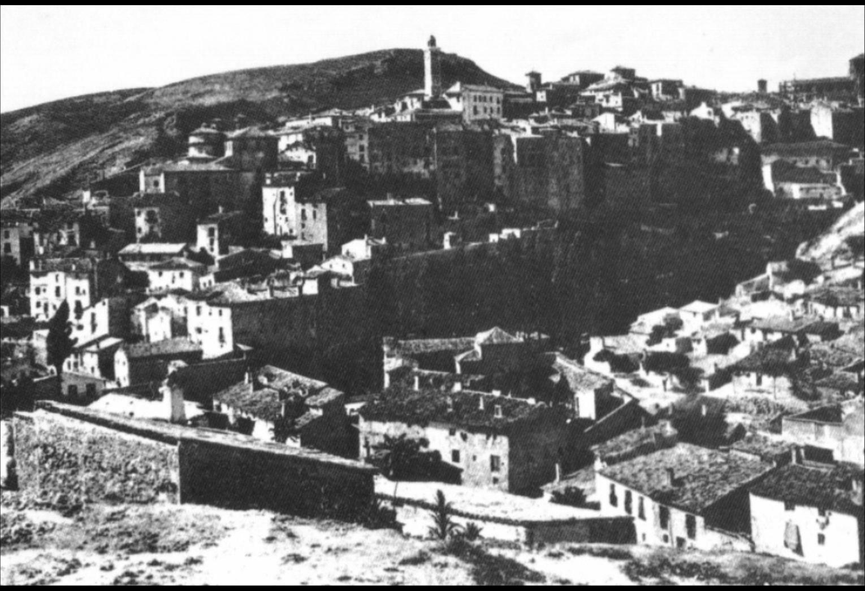 Vista desde Tiradores Altos (1927).