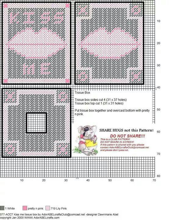 Kiss Me tbc | PC Love - Valentines | Pinterest | Cubiertas de cajas ...