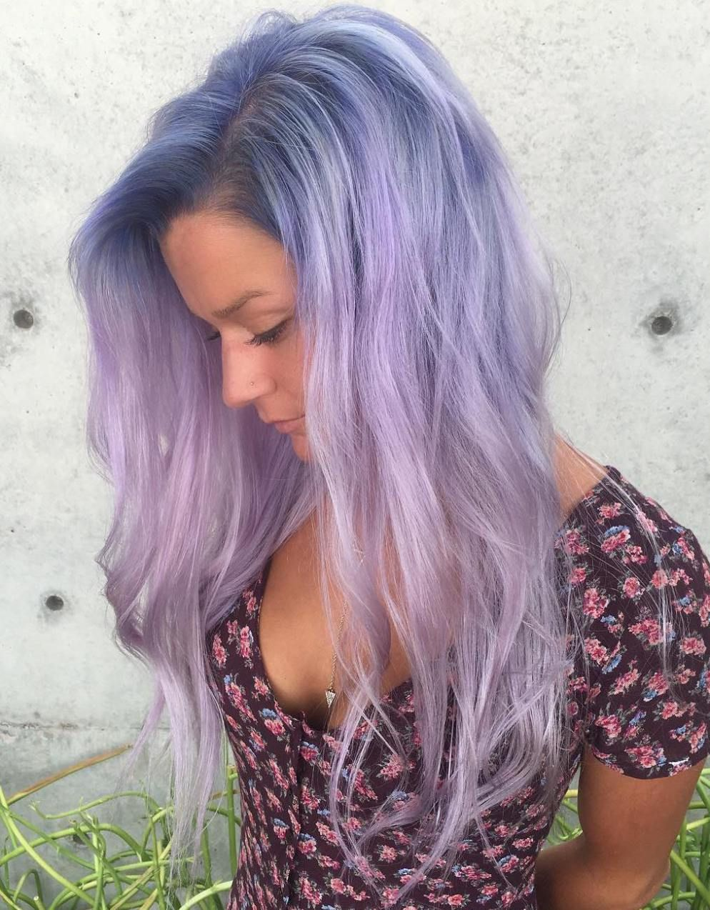 Watch Hair Color Ideas: 20 Gorgeous Pastel Purple Hairstyles video