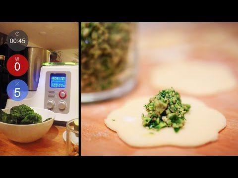 Nudelfüllung #1 - Spinat-Walnuss Neues Rezept Aldi Süd Studio - küchenmaschine studio aldi