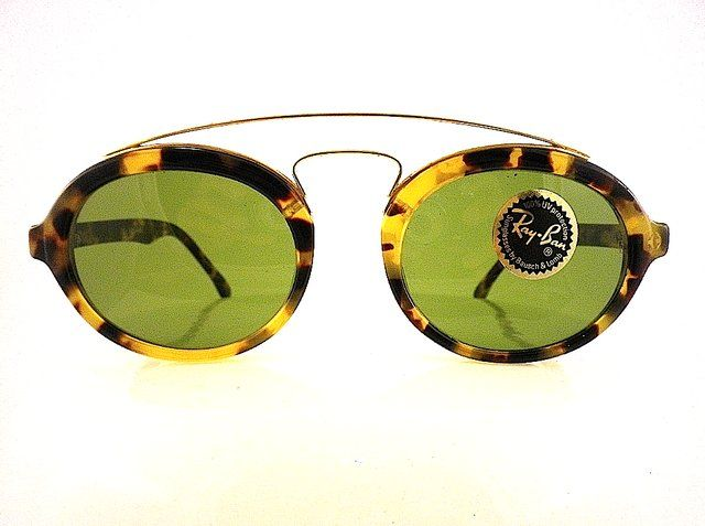 Ray Ban Gatsby oval