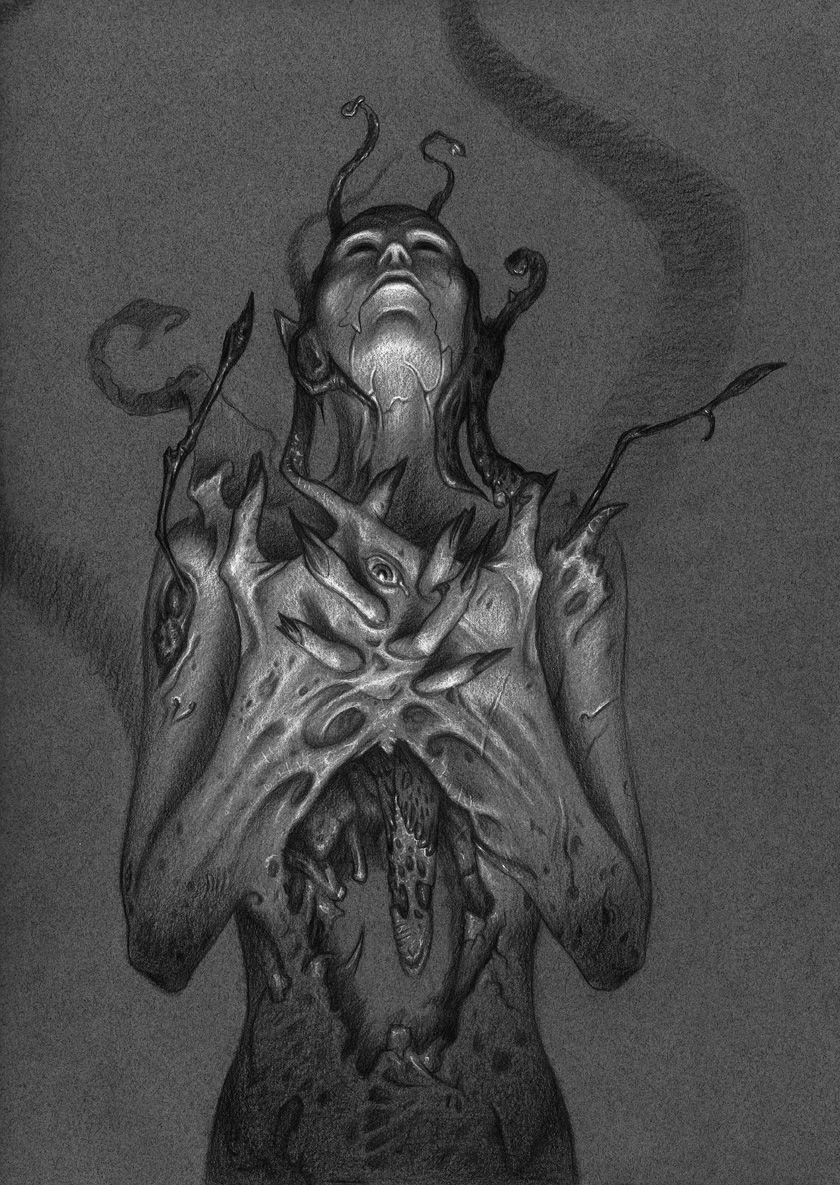 демонические картинки близнецов первого тот