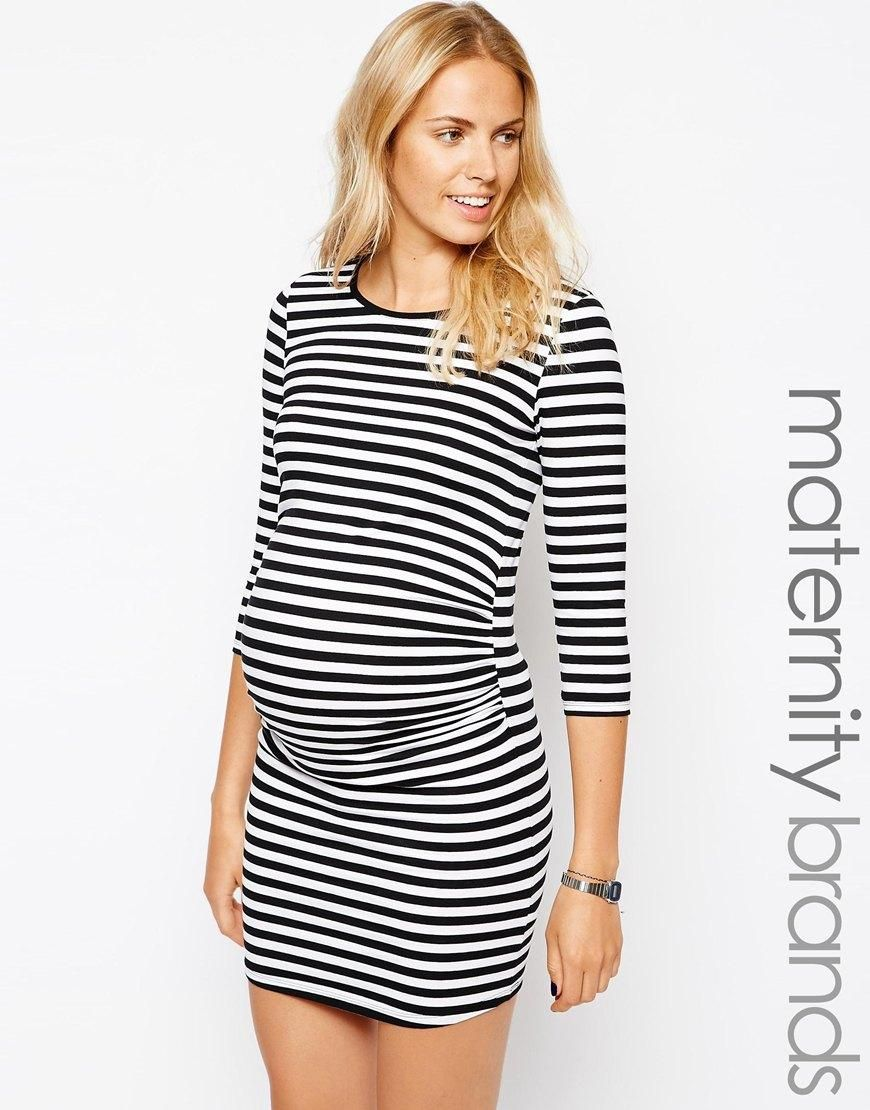 New look maternity new look maternity gestreifte tunika mit 3 discover the latest maternity dresses at asos shop for maternity maxi dresses pregnancy dresses and special occasion maternity dresses online with asos ombrellifo Images