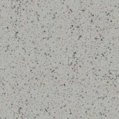 3c5b0d4acb4 2 in. x 2 in. Solid Surface Countertop Sample in Pavao