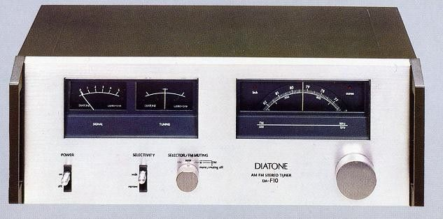 DIATONE DA-F10 (1976)