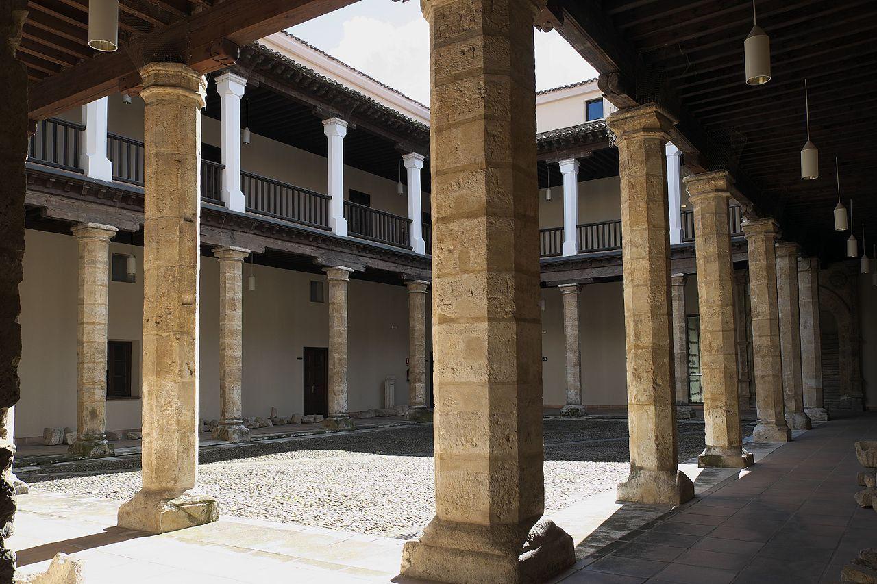 15th century vivero palace valladolid castile and le n for Viveros valladolid