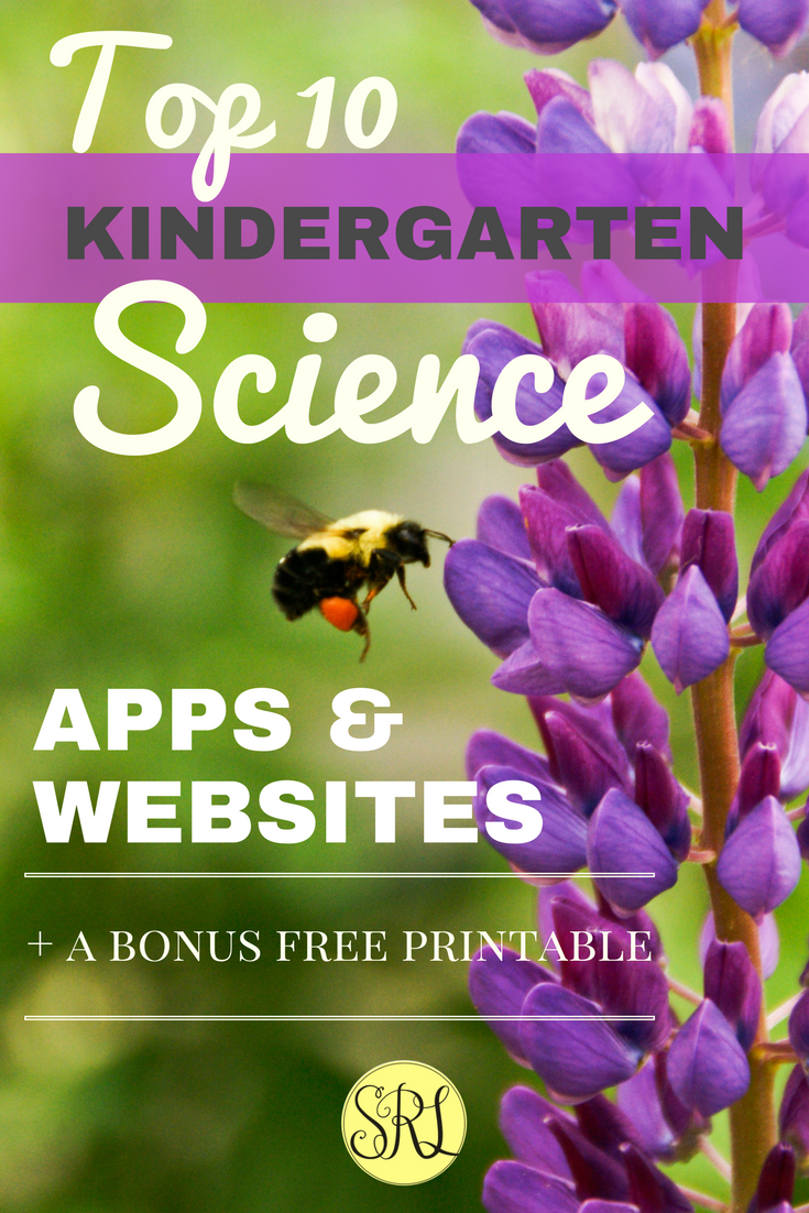 Top 10 Kindergarten Science Apps Websites Kindergarten Science Science Apps Kindergarten Science Curriculum [ 1102 x 735 Pixel ]
