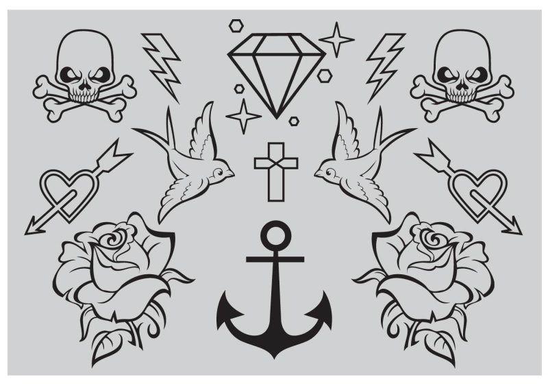 Tattoo Vorlagen 60 Kostenlose Tiermotive 10