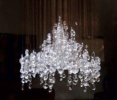 Eva Menz chandelier