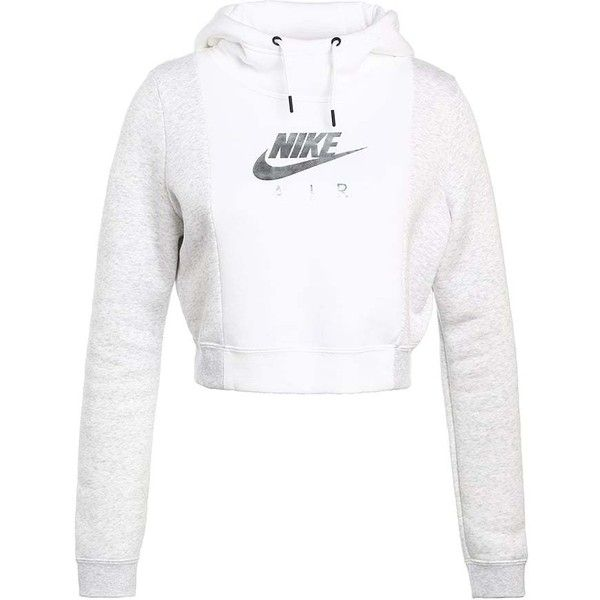 710ae0358e6 ... Nike Sportswear RALLY AIR Hoodie ( 80) ❤ liked on Polyvore featuring  tops