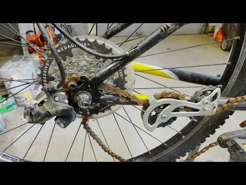 Destroyed Derailleur Bent Twisted Hanger I Can Fix This