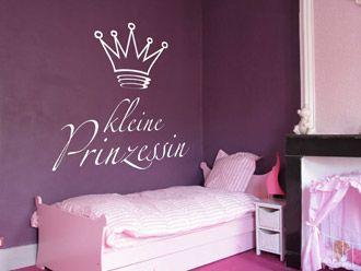 Prinzessin kinderzimmer ~ Wandtattoo prinzessin wandtattoo wandtattoo